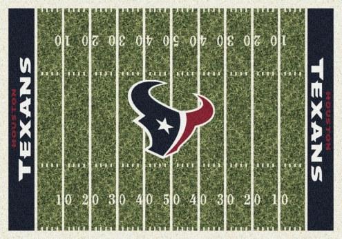 Houston Texans 8' x 11' NFL Home Field Area Rug