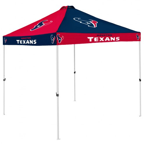 Houston Texans 9' x 9' Checkerboard Tailgate Canopy Tent