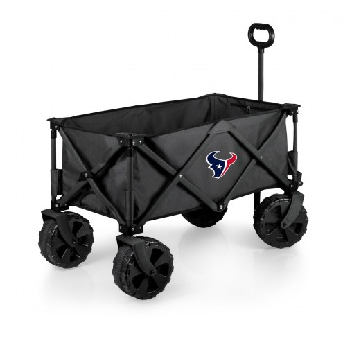 Houston Texans Adventure Wagon with All-Terrain Wheels