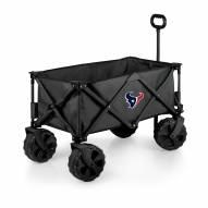 Houston Texans Adventure Wagon with All-Terrain Wheels