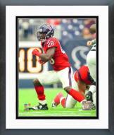 Houston Texans Alfred Blue Action Framed Photo