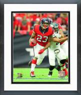 Houston Texans Arian Foster Action Framed Photo