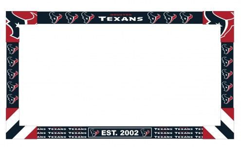 Houston Texans Big Game Monitor Frame