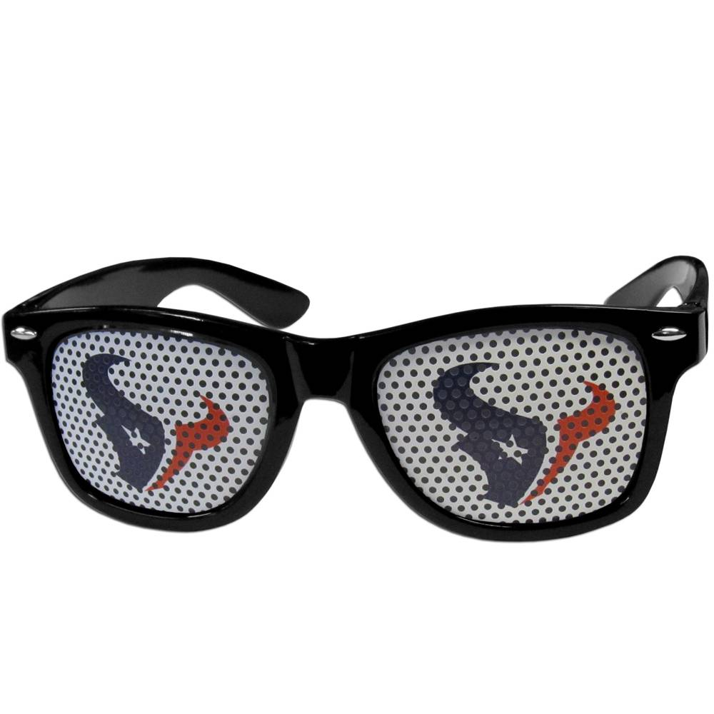 Houston Texans Black Game Day Shades