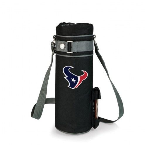 Houston Texans Black Wine Sack