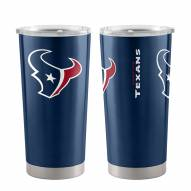 Houston Texans 20 oz. Travel Tumbler