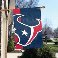 Houston Texans Bold Logo Banner