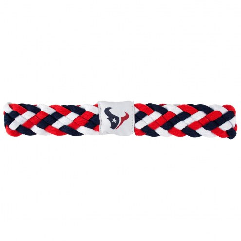 Houston Texans Braided Head Band