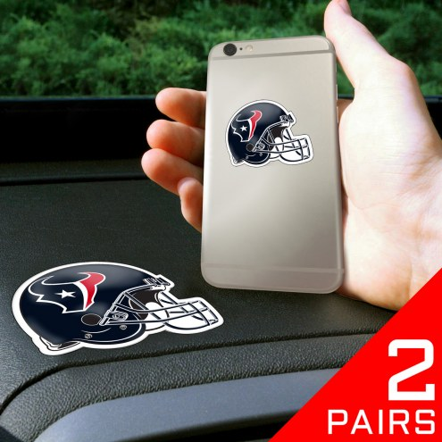 Houston Texans Cell Phone Grips - 2 Pack