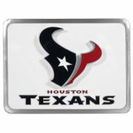 Houston Texans Class II and III Hitch Cover