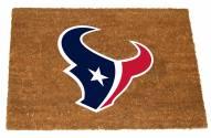 Houston Texans Colored Logo Door Mat