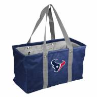 Houston Texans Crosshatch Picnic Caddy