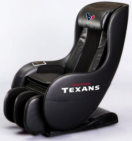 Houston Texans Deluxe Gaming Massage Chair