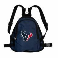Houston Texans Dog Mini Backpack