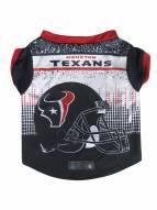 Houston Texans Dog Performance Tee