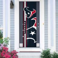Houston Texans Door Banner