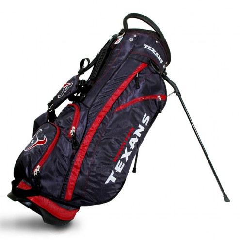 Houston Texans Fairway Golf Carry Bag