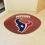 Houston Texans Football Floor Mat