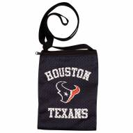 Houston Texans Game Day Pouch