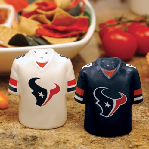 Houston Texans Gameday Salt and Pepper Shakers