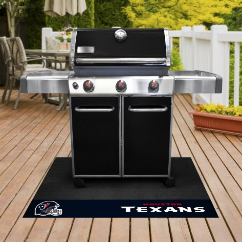 Houston Texans Grill Mat