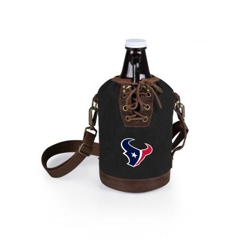 Houston Texans Growler Tote with Growler