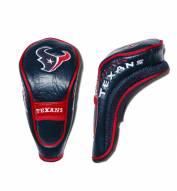 Houston Texans Hybrid Golf Head Cover