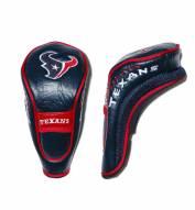 Houston Texans Hybrid Golf Head Cover