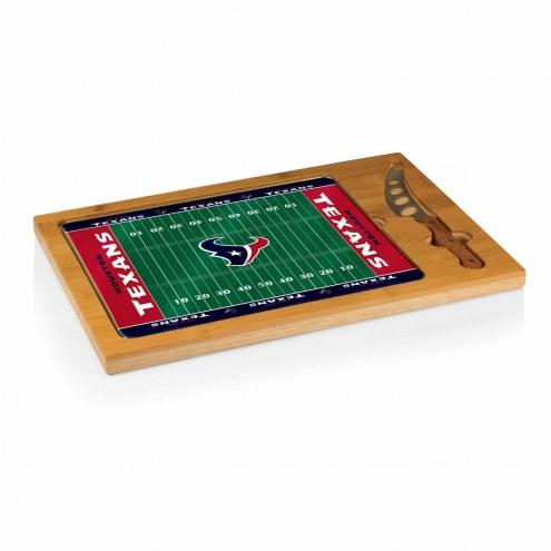 Houston Texans Icon Cutting Board