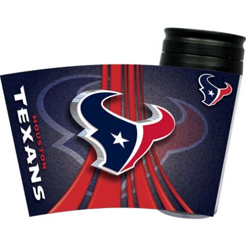 Houston Texans Insulated Travel Mug