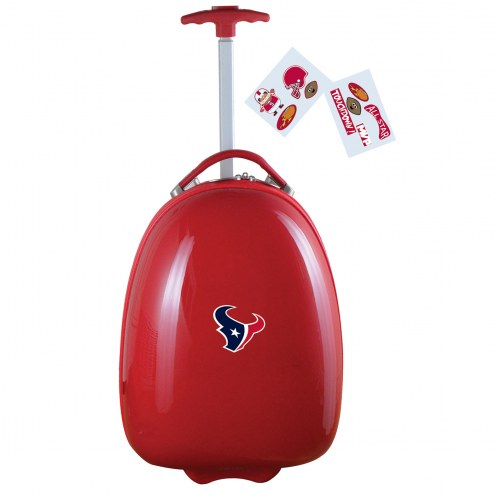 Houston Texans Kid's Luggage