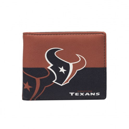 Houston Texans Bi-Fold Wallet