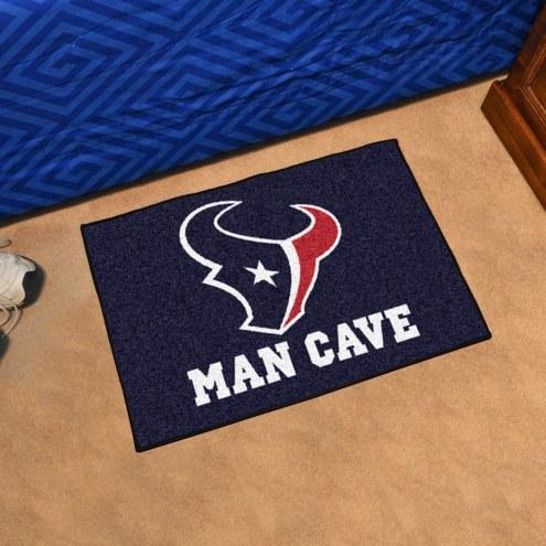 Houston Texans Man Cave Starter Mat