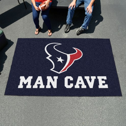 Houston Texans Man Cave Ulti-Mat Rug