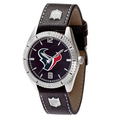 Houston Texans Men's Guard Watch
