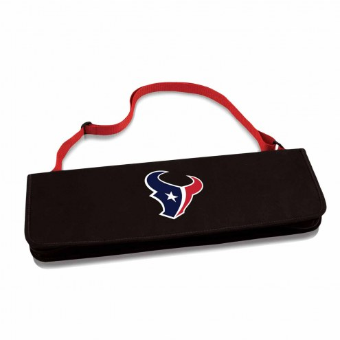 Houston Texans Metro BBQ Set