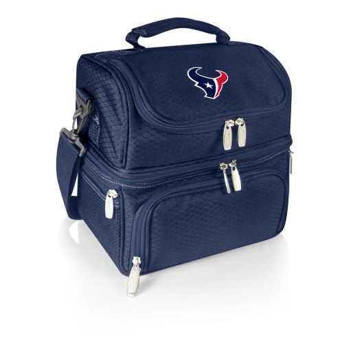 Houston Texans Navy Pranzo Insulated Lunch Box