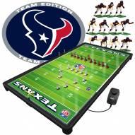 Houston Texans NFL Pro Bowl Electric Football Game