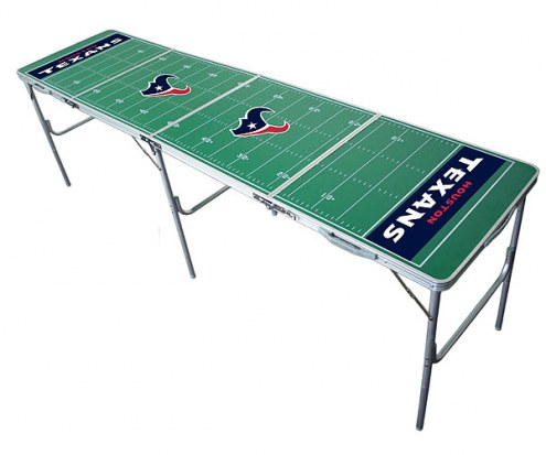 Houston Texans NFL Tailgate Table