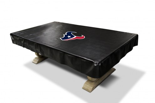 Houston Texans Pool Table Cover