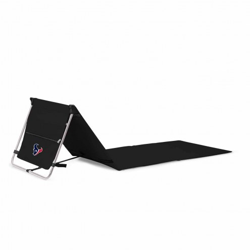 Houston Texans Portable Lounger Beach Mat