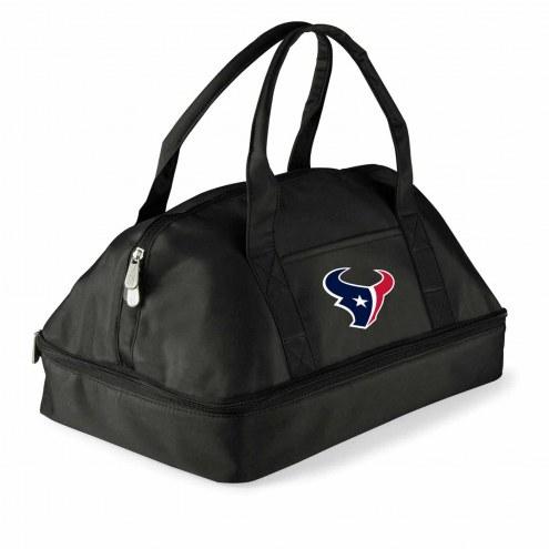 Houston Texans Potluck Casserole Tote