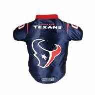 Houston Texans Premium Dog Jersey