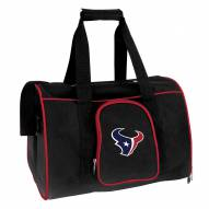 Houston Texans Premium Pet Carrier Bag