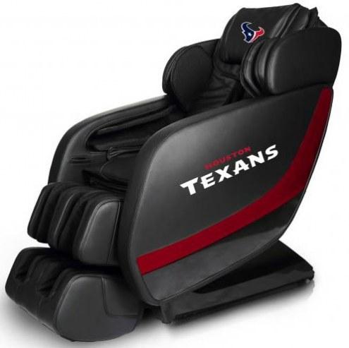 Houston Texans Professional 3D Massage Chair