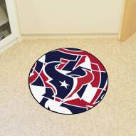 Houston Texans Quicksnap Rounded Mat