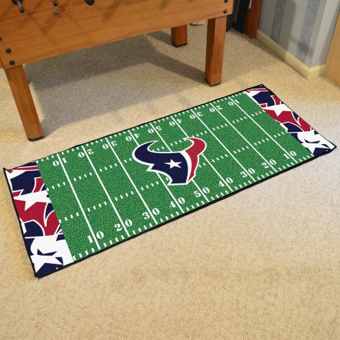 Houston Texans Quicksnap Runner Rug