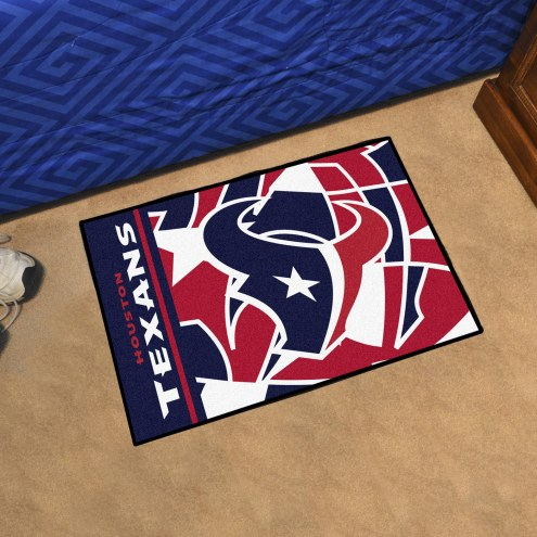 Houston Texans Quicksnap Starter Rug
