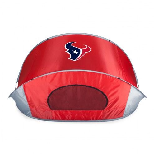 Houston Texans Red Manta Sun Shelter
