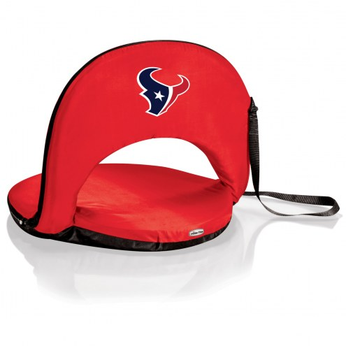 Houston Texans Red Oniva Beach Chair
